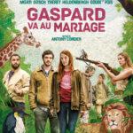 Gaspard va au mariage - Affiche