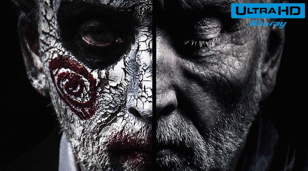 Jigsaw (2017) de Michael Spierig & Peter Spierig – Blu-ray 4K Ultra HD