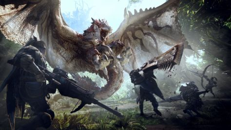 Monster Hunter : World - Artwork