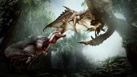 Monster Hunter : World - Artwork