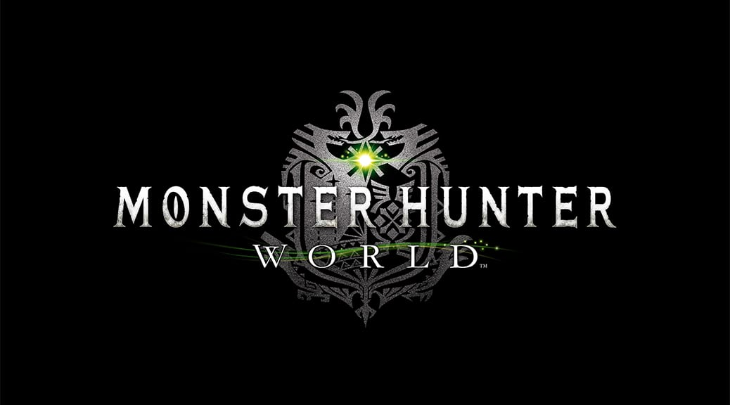 Monster Hunter : World - Logo