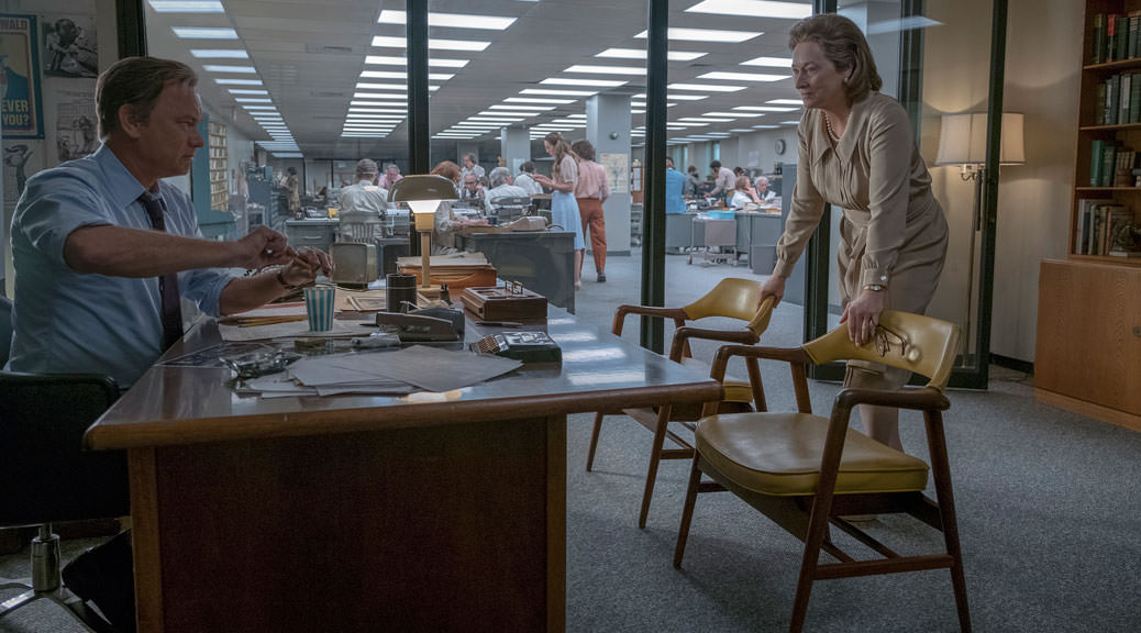 Pentagon Papers - Image une critique