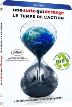Une Suite qui dérange : le temps de l'action (2017) de Bonni Cohen et Jon Shenk - Packshot Blu-ray