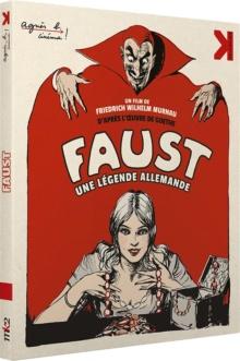 Faust (1926) de Friedrich Wilhelm Murnau - Packshot Blu-ray (Potemkine)