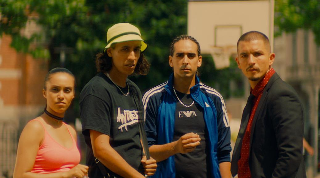 Gangsta - Image une fiche film