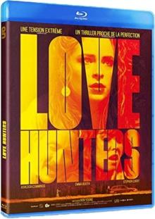 Love Hunters (2016) de Ben Young - Packshot Blu-ray (UFO Distribution)