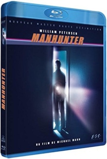 Manhunter – Le Sixième sens (1986) de Michael Mann - Packshot Blu-ray (ESC Editions)
