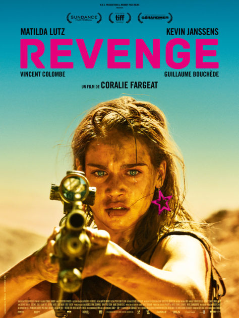Revenge - Affiche