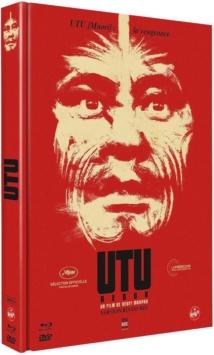 Utu – Redux (1983) de Geoff Murphy - Packshot Blu-ray (La Rabbia)