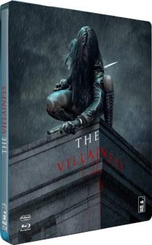 The Villainess (2017) de Jeong Byeong-gil - Packshot Blu-ray (Wild Side Video)