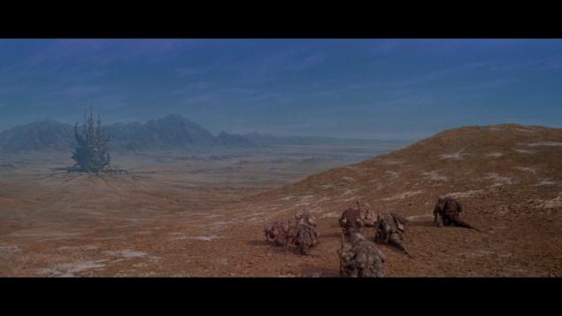 Dark Crystal (1982) de Jim Henson et Frank Oz - Édition 2009 – Capture Blu-ray
