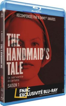 The Handmaid's Tale - Jaquette Blu-ray