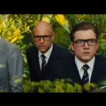 Kingsman 2 : Le Cercle d'Or (2017) de Matthew Vaughn - Capture Blu-ray