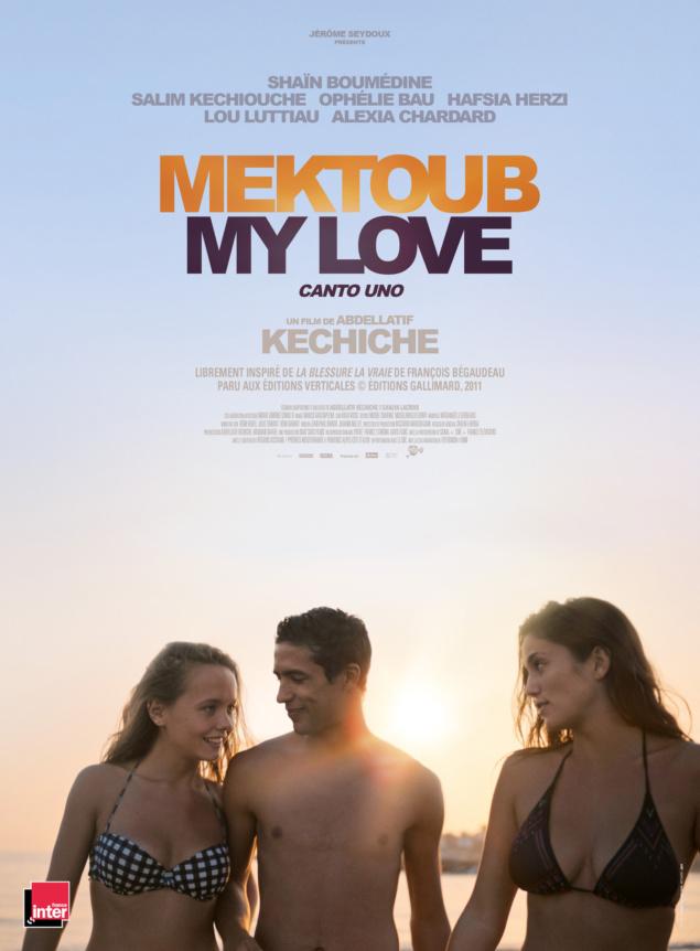 Mektoub my Love - Affiche