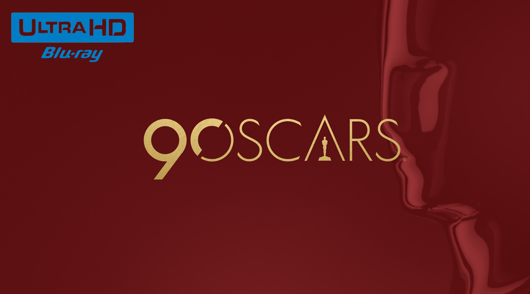 Oscars - 2018 - Image une News Blu-ray 4K