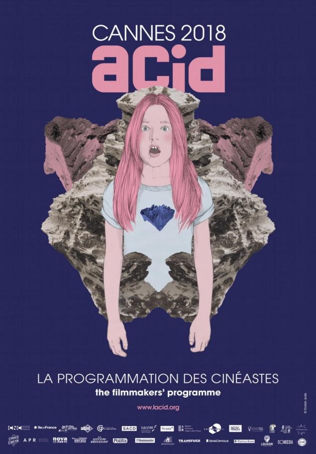 ACID 2018 - Affiche