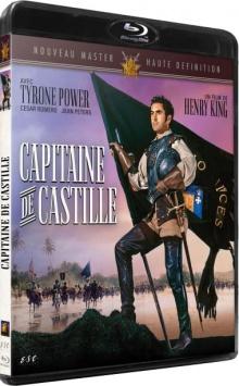 Capitaine de Castille (1947) de Henry King - Packshot Blu-ray