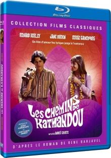 Les Chemins de Katmandou (1969) de André Cayatte - Packshot Blu-ray