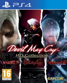 Devil May Cry HD Collection - Packshot PlayStation 4