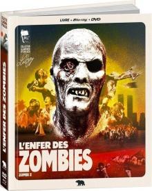 L'Enfer des zombies (1979) de Lucio Fulci - Packshot Blu-ray