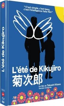 L'Été de Kikujiro (1999) de Takeshi Kitano - Packshot Blu-ray