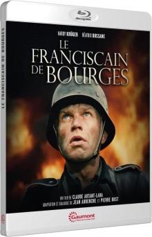 Le Franciscain de Bourges (1968) de Claude Autant-Lara - Packshot Blu-ray