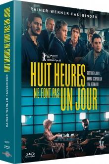 Huit heures ne font pas un jour (1972) de Rainer Werner Fassbinder - Packshot Blu-ray