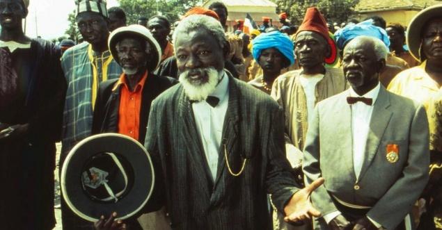 Hyenas - Djibril Diop Mambety