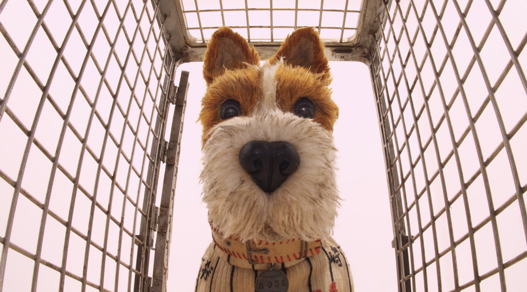 L'Île aux chiens - Image une fiche film