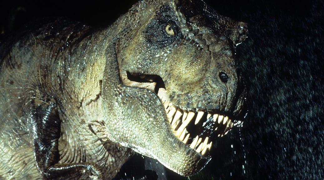 Jurassic Park (1993) de Steven Spielberg - T-Rex