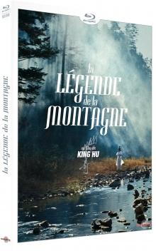 La Légende de la montagne (1979) de King Hu - Packshot Blu-ray