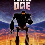 Ready Player One - Affiche Iron Giant