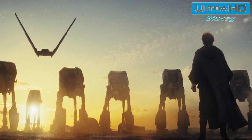 Star Wars : Épisode VIII - Les Derniers Jedi (2017) de Rian Johnson – Blu-ray 4K Ultra HD
