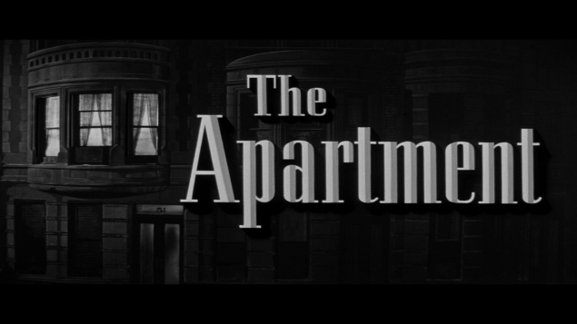 The Apartment - Capture Blu-ray Arrow