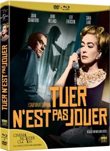 Tuer n'est pas jouer (1965) de William Castle - Packshot Blu-ray