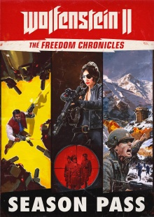 Wolfenstein II : The New Colossus - The Freedom Chronicles - PlayStation 4