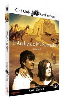 L'Arche de monsieur Servadac - Karel Zeman