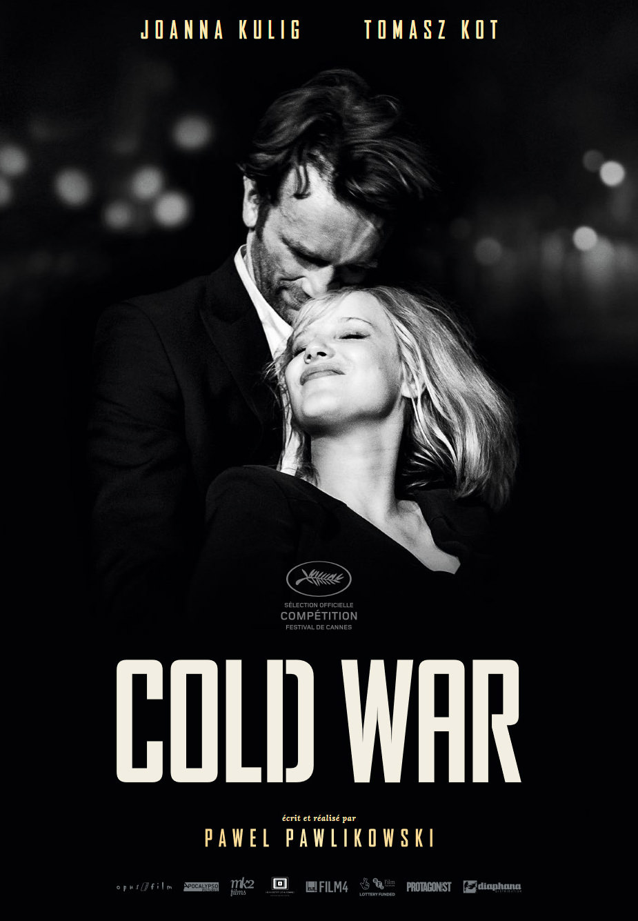 Cold War - Affiche Cannes 2018