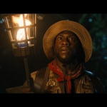 Jumanji : Bienvenue dans la jungle (2017) de Jake Kasdan - Capture Blu-ray