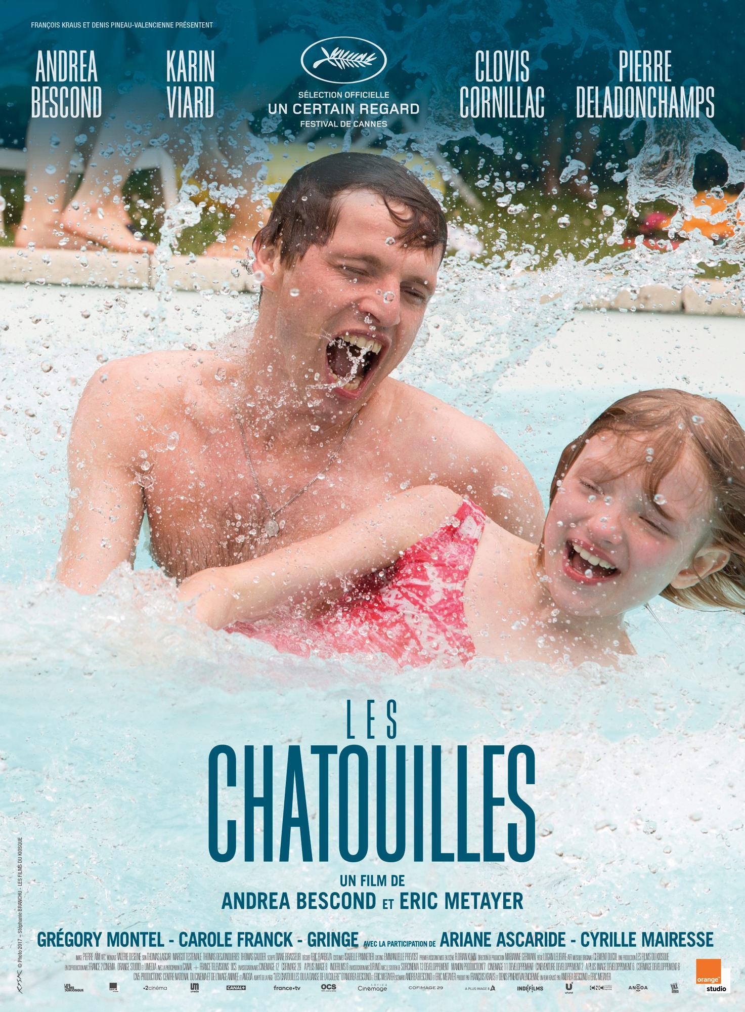 Les Chatouilles - Affiche Cannes 2018