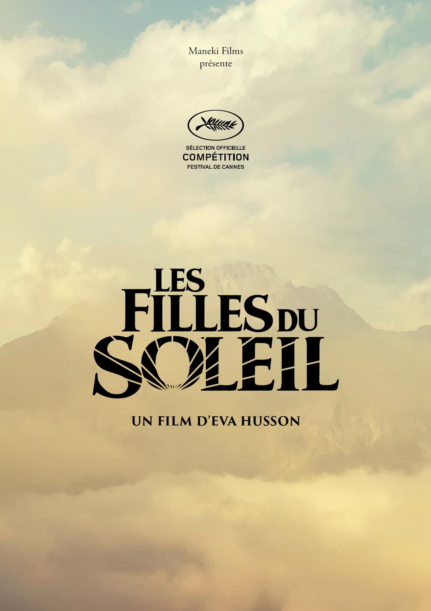 Les Filles du soleil - Affiche Cannes 2018