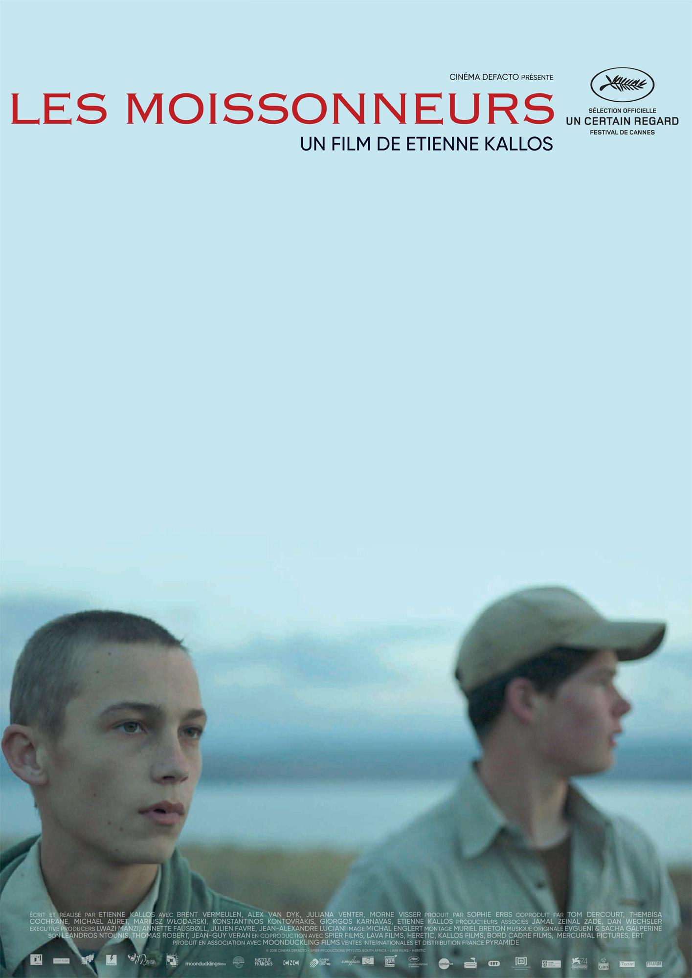 Les Moissonneurs - Affiche Cannes 2018
