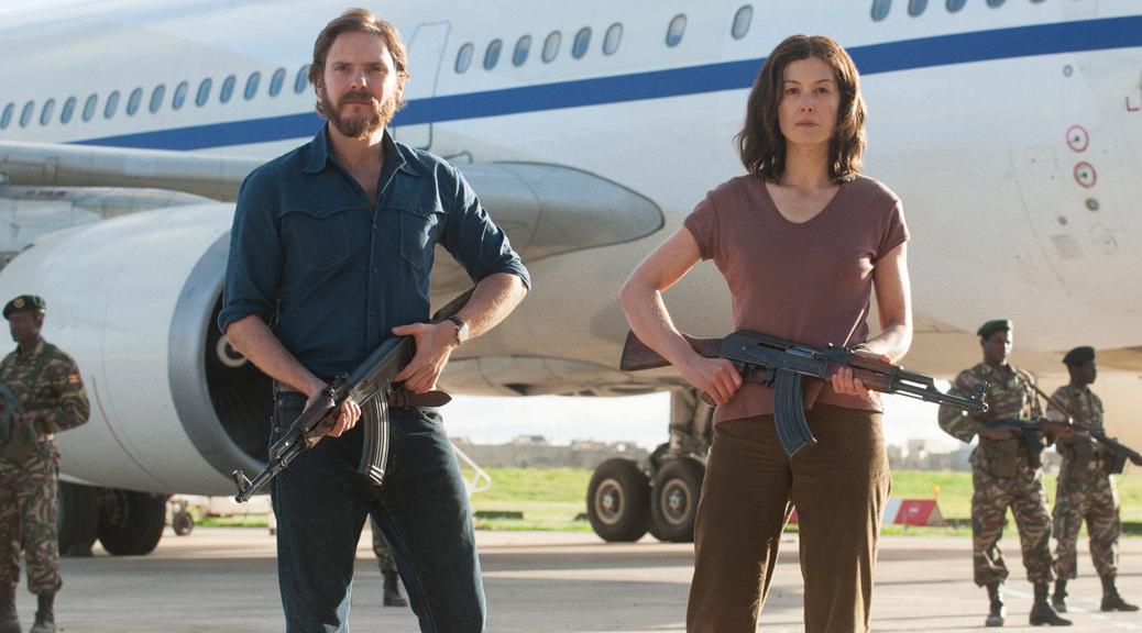 Otages à Entebbe - Image une fiche film