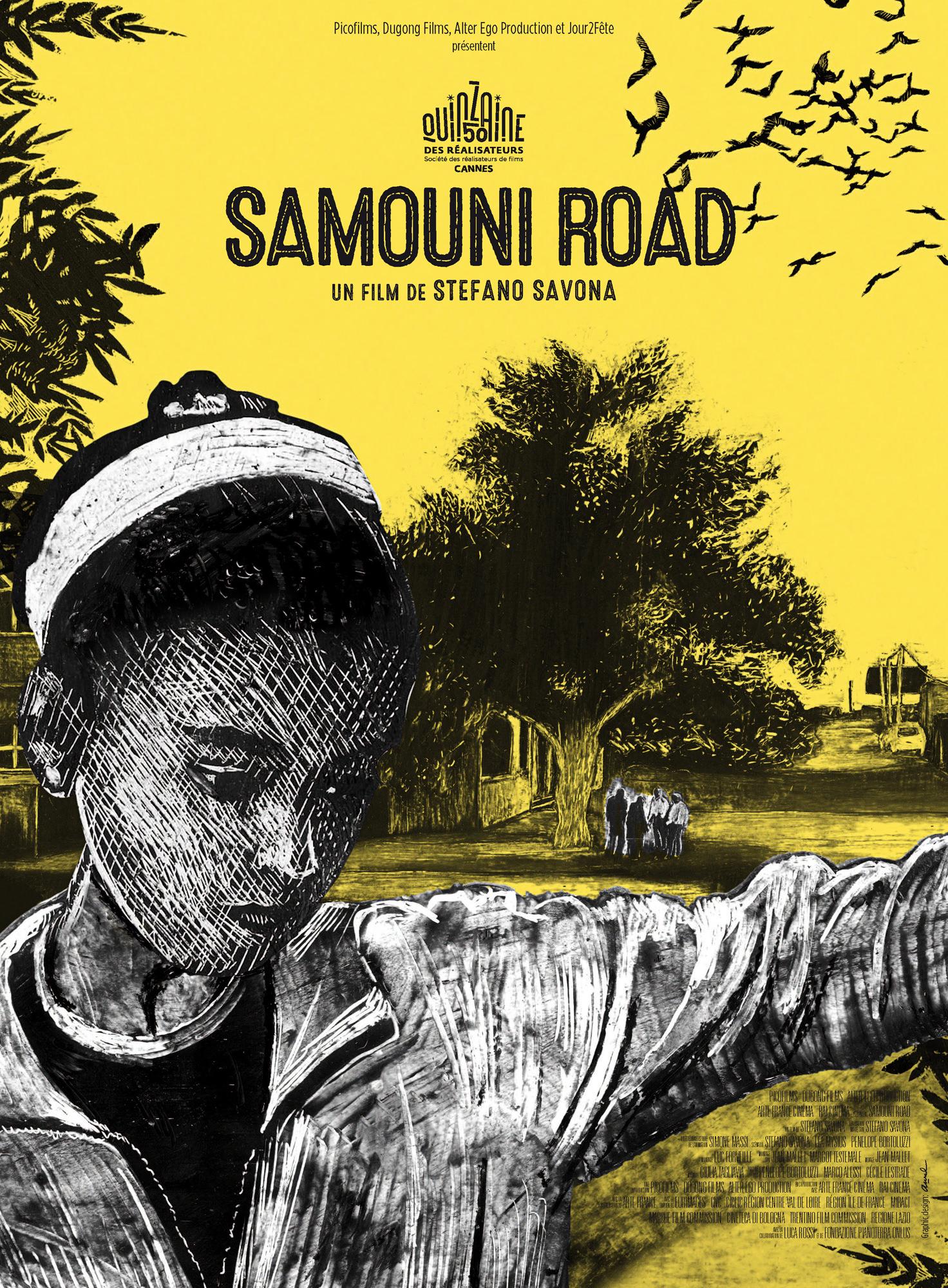 Samouni Road - Affiche Cannes 2018