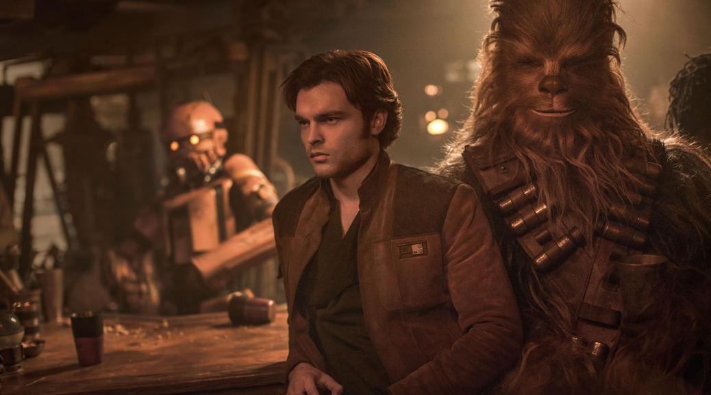 Solo: A Star Wars Story - Image une fiche film