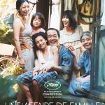 Une affaire de famille - Affiche Cannes 2018