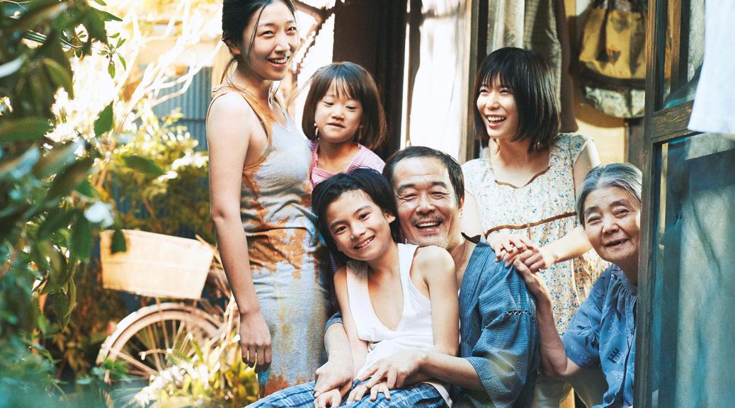 Une affaire de famille - Image une Cannes 2018