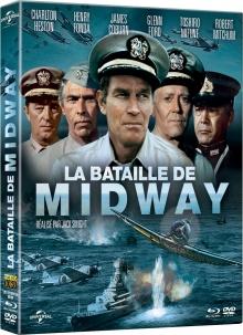 La Bataille de Midway (1976) de Jack Smight - Packshot Blu-ray