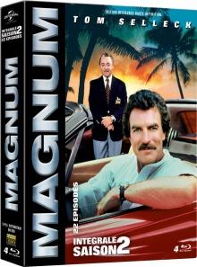 Magnum - Saison 2 - Packshot Blu-ray