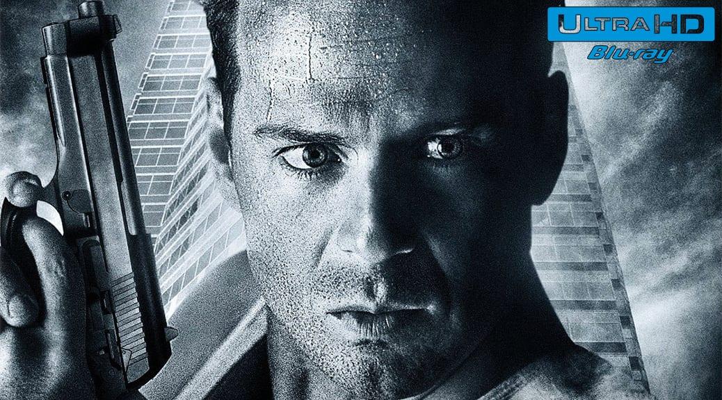 Piège de cristal (1988) de John McTiernan – Blu-ray 4K Ultra HD
